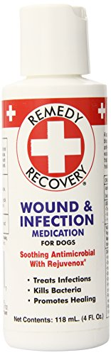 (Remedy + Recovery Wound and Infection Medication for Dogs, 4-Ounce)