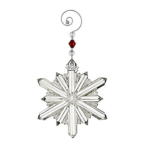 - Waterford Annual Snowstar Ornament