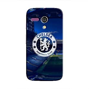 Cover It Up - Chelsea Watermark Moto G Hard Case