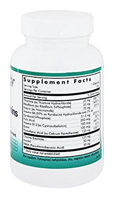 Nutricology Super B Vitamins, Vegicaps, 120-Count