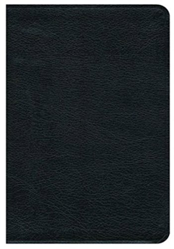 New Revised Standard Version Premium Gift Bible: Black Bonded Leather (Premium Bonded Leather)