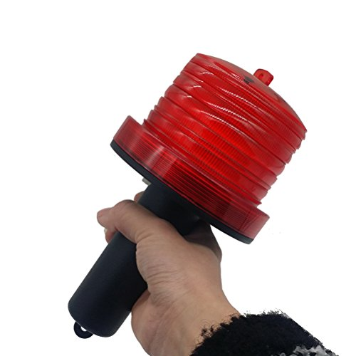 De Spark Handheld Emergency Led Solar Powered Strobe