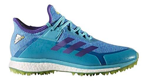 adidas Womens das Fabela X Field Hockey Shoes Blue