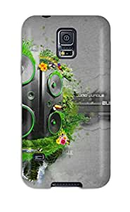 Cute Appearance Cover/tpu EYeXJhe8666esZev Technology Other Case For Galaxy S5 by mcsharks