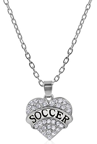football necklace for girls - 7