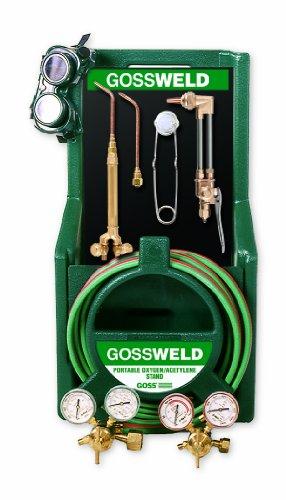 Goss KA-425-M12P 425 Series Oxy-Acetylene Welding, Brazin...