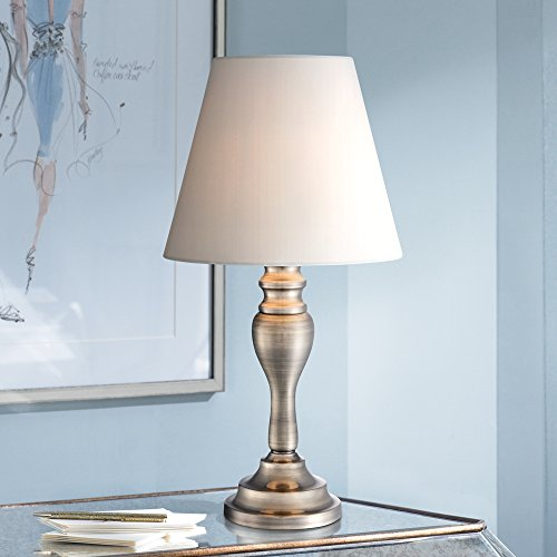 thom 19 1 4 h brass finish touch on off accent table lamp buy online in uae hi products in. Black Bedroom Furniture Sets. Home Design Ideas