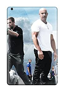 8801452K28637163 Premium Protection Fast Five Movie Cast Case Cover For Ipad Mini 3- Retail Packaging