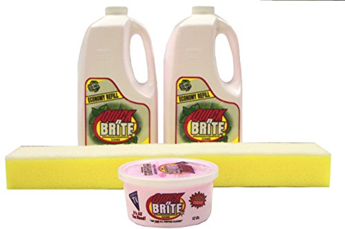 quick n brite cleaner - 9