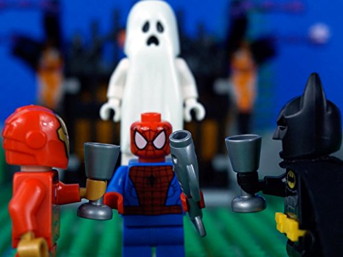 Halloween Special: Super Heroes vs Ghost]()