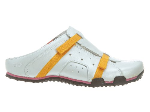 Diesel Women Footwear Sneakers - Diesel Michelle Loafers Little Kids Style: 8206021-PEARLIZED WH Size: 3 Y US