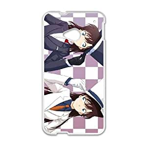 Detective Conan HTC One M7 Cell Phone Case White present pp001_9660026