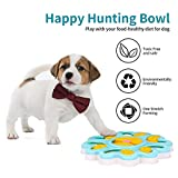 LC-dolida Smart Dog Puzzle Toys for Beginner, Puppy Treat Dispenser Interactive Dog Toy - Improve Your Dog's IQ, Specially Designed for Training Treats