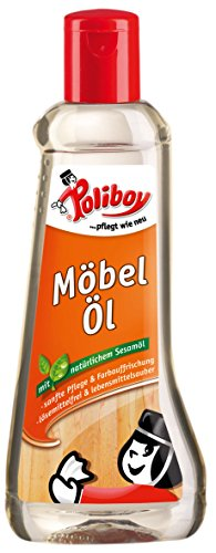Poliboy - Möbel Öl - 200ml