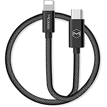 Amazoncom Usb Type C To Lightning Cable Fast Charger And Data