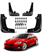A-Premium Mud Flaps Splash Guards Mudflaps for Tesla Model 3 X S