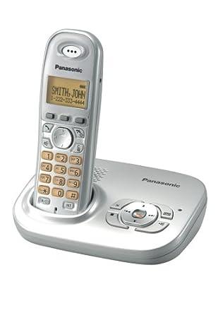 panasonic kxtg7321 dect single telephone with answer amazon co uk rh amazon co uk