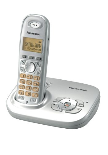panasonic kxtg7321 dect single telephone with answer amazon co uk rh amazon co uk Panasonic Kx Phone Manual Panasonic Kx Cordless Phone Manual