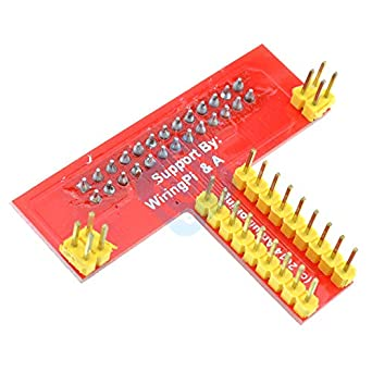 26 Pin Extension Flat Ribbon Cable Wire Raspberry PI GPIO Extension Board