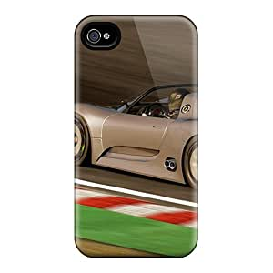 Top Quality Cases Covers For Iphone 6plus Cases With Nice Porsche 918 Spyder Appearance