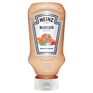 Heinz Hamburger Sauce