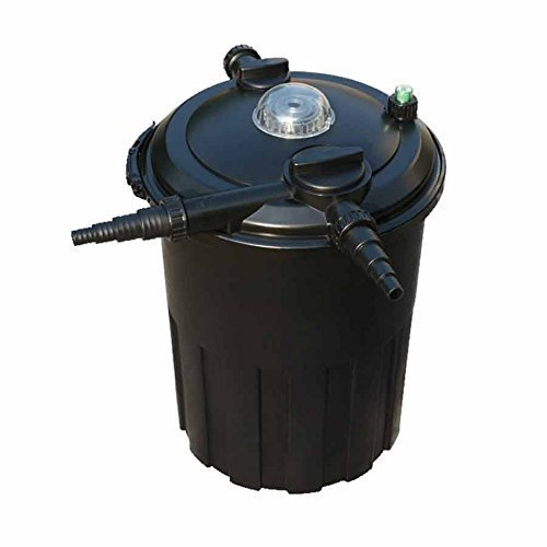 Anjon Bio Pro BP-4000 Pressure Filter & UV - For Ponds to 4,000 Gallons by Bio Pro