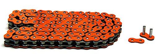 renforc/és 505sx 525/x c Sp/écial ialver Cha/îne orange pour KTM Quad 450sx//XC