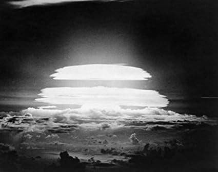 Bikini atoll nuclear tests
