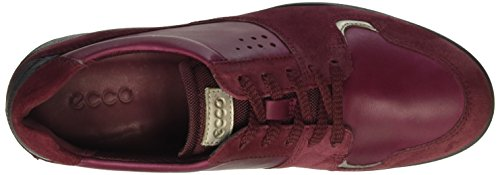 Iii d Shadow Rock Ecco 50014 Red Dark moon Derby s femminile Mobile alusilver Morillo 5qpT0U