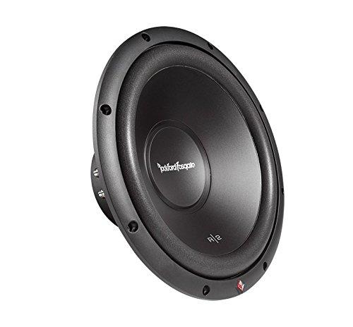2) Rockford Fosgate R2D4-12 Prime 12'' 1000w Dual 4 Ohm Car Audio Subwoofers Subs