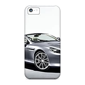 Fashion Protective Aston Martin Virage Case Cover For Iphone 5c