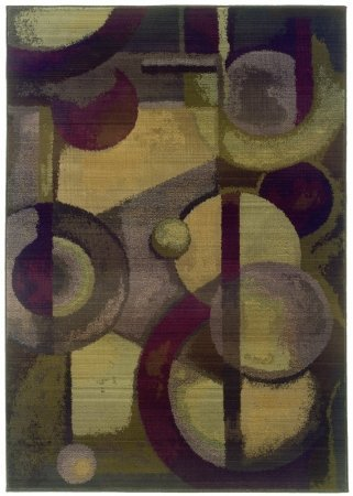 Generations Rectangular Collection Rug (Generations Collection Woven Rug (#8013A) 7'10