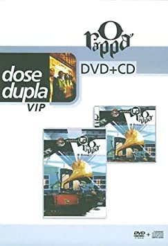 audio dvd o rappa acustico mtv