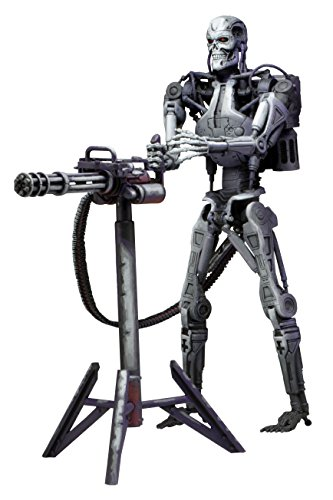"NECA Robocop vs Terminator (93' Video Game) 7"" Series 1 Endoskeleton Action Figure"