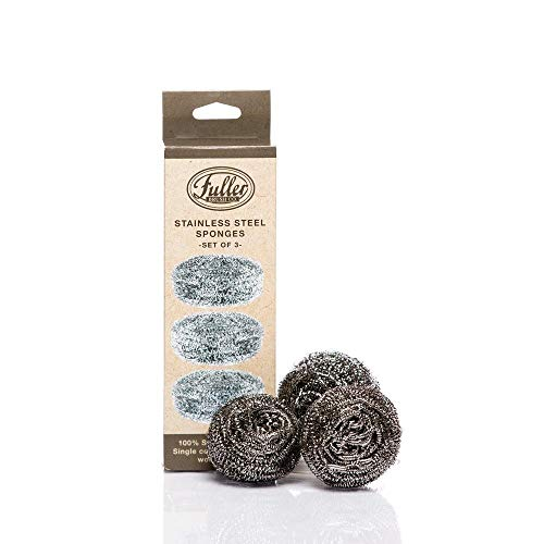 Fuller Brush Stainless Steel Sponges (Retail) -