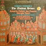 Sigmund Romberg: The Student Prince / Roberta Peters, Jan Peerce, Giorgio Tozzi [Stereo] [Vinyl LP]