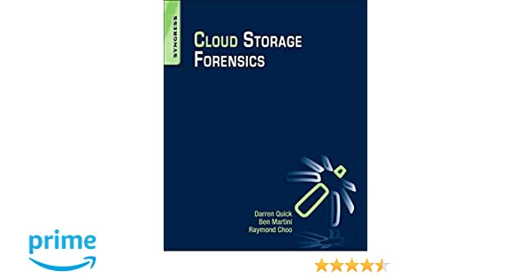 cloud storage forensics