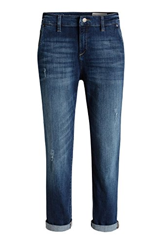 046ee1b019 Lockerem Da Cut blue Donna Wash Medium Jeans Esprit 902 Blu gRqUgd