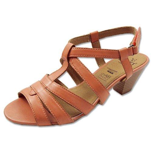 Caprice Damen Sandaletten apricot 9-28203-22