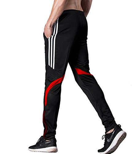 Black And Red Pants - 2