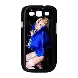 YYCASE Phone Case Lady Gaga Hard Back Case Cover For Samsung Galaxy S3 I9300