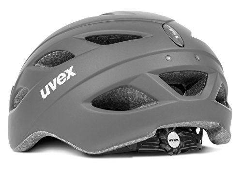 Uvex Urban Cycling Helmet in Gray Germany (Large 58-63)