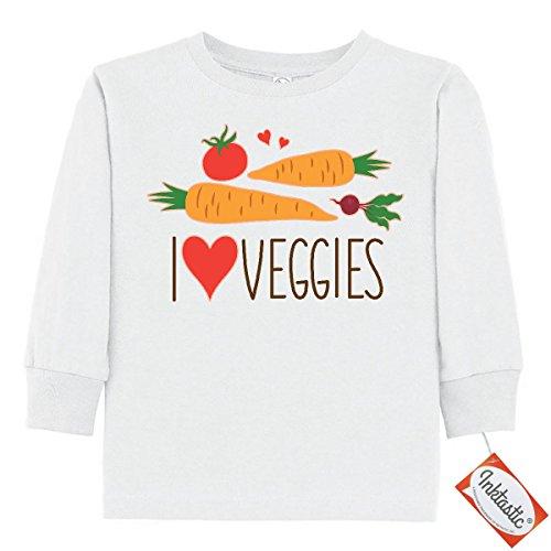 inktastic-little-boys-i-love-heart-veggies-vegetables-healthy-toddler-long-sleeve-t-shirts-2t-white