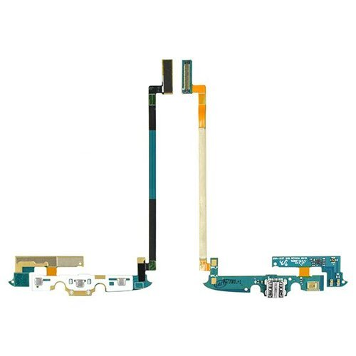 - For Samsung Galaxy S4 Active i537 Charger Port Front Keyboard/ Mic Flex Cable Ribbon - All Repair Parts USA Seller