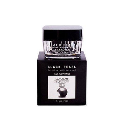 Море Spa Black Pearl - дневной крем для сухой кожи, 1,7 унции
