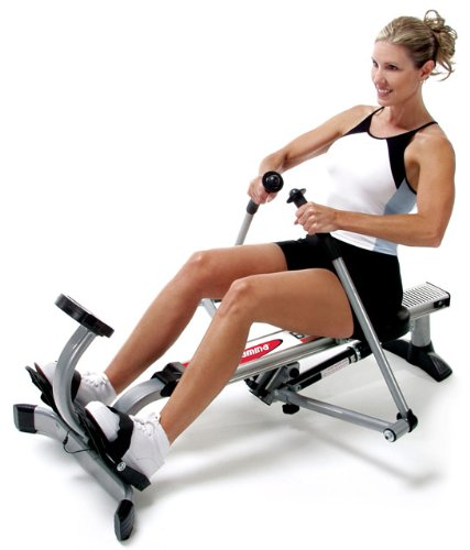 Stamina-Body-Trac-Glider-1050-Rowing-Machine