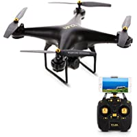 Goolsky D68W 2.0MP Camera Wifi FPV Drone Altitude Hold Headless Mode 3D Flip One Key Return RC Quadcopter Kids Gift