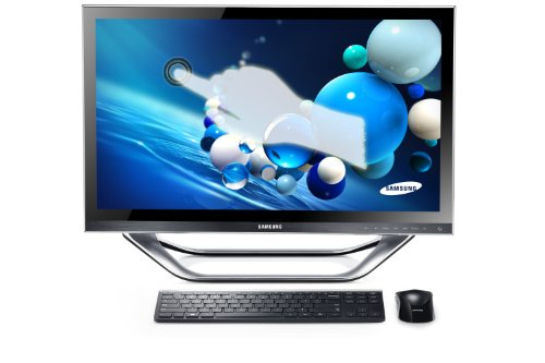 Price comparison product image Samsung ATIV One 7 DP700A7D-X01US 27-Inch All-in-One Touchscreen Desktop (Black)