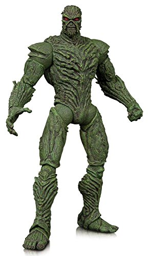 DC Comics Justice League Dark Swamp Thing Deluxe Figure