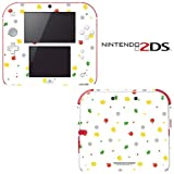 Animal Crossing New Leaf Special Edition Decorative Video Game Decal Cover Skin Protector for Nintendo 2Ds